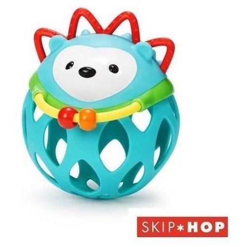 Skip hop Obal - piłeczka - gryzak, jeż