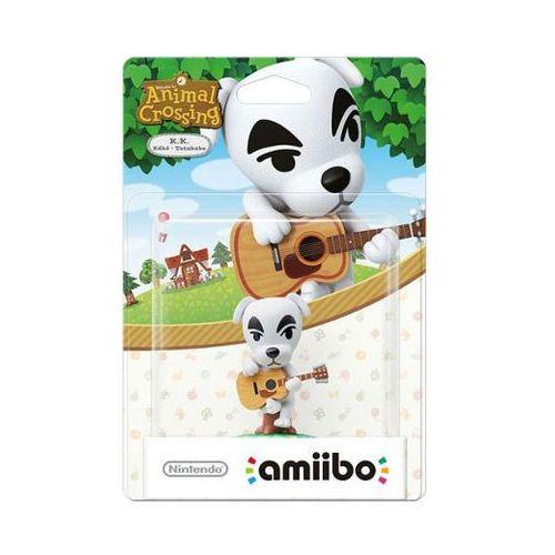 Figurka Amiibo Animal Crossing K.K.