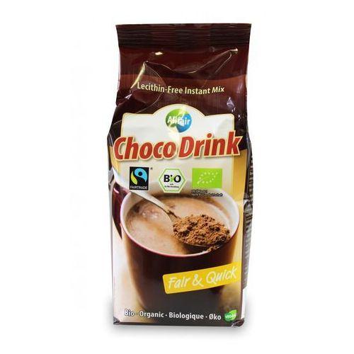 Allfair (mleko kokosowe, kakao) Napój kakaowy w proszku instant fair trade bio 400 g - allfair (4026363734051)