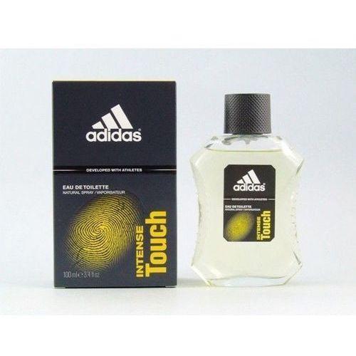 intense touch woda toaletowa dla mężczyzn 100 ml + do każdego zamówienia upominek. wyprodukowany przez Adidas