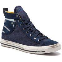 Sneakersy - exposure i y00023 p2180 h3303 indiogo blue multicol marki Diesel