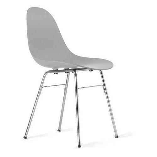 Toou Krzesło TA z podstawą metalową chromowaną TO-1511/1502-C, TO-1511/1502-C
