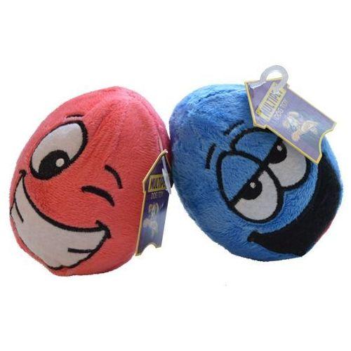 Happypet Kolorowe zabawki dla psów - kształt zabawnych pluszowych jaj
