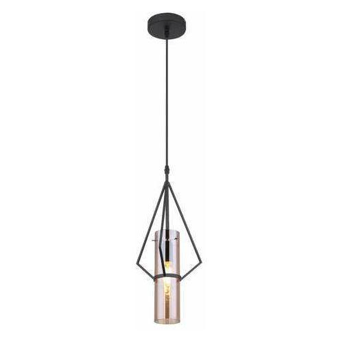 Globo Gijon 15353H lampa wisząca zwis 1x40W E14 transparentna