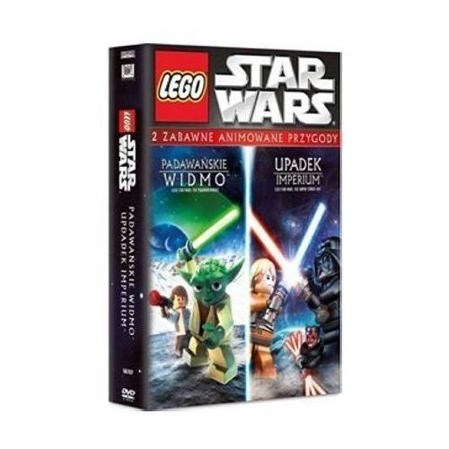 LEGO Star Wars - Zestaw 2 Filmów (DVD) - David Scott, Guy Vasilovich