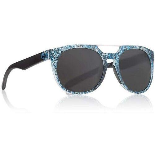 Dragon Okulary słoneczne - proflect matte blue chalk/smoke (450) rozmiar: os