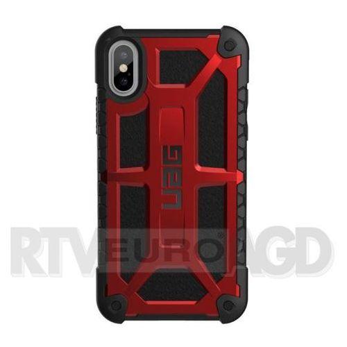 UAG Monarch Case iPhone X (czerwony)