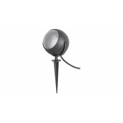 Rabalux Derby 7966 lampa stojąca ogrodowa IP44 1x25W Gu10 czarny (5998250379661)