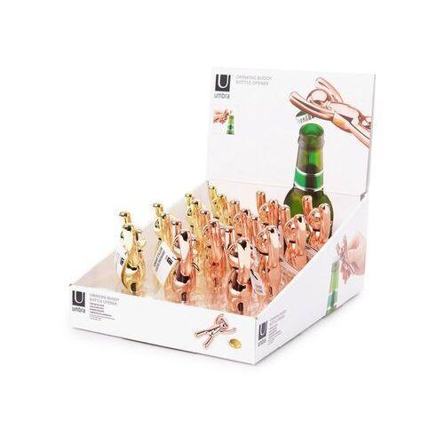 - otwieracz do butelek buddy - miedziany marki Umbra