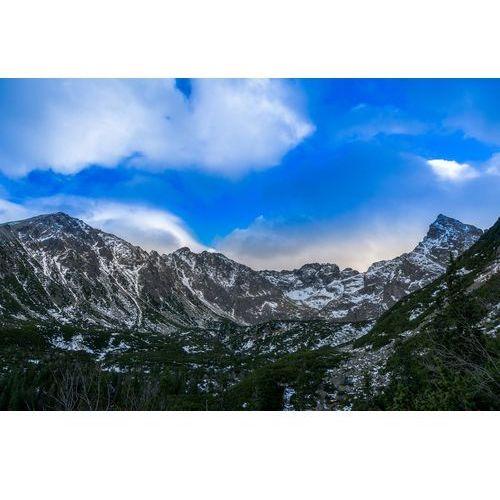 Wally - piękno dekoracji Fototapeta na ścianę pogodny zimowy dzień w górach fp 5634