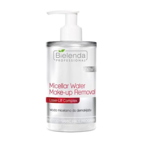 Bielenda professional micellar water make-up removal woda micelarna do demakijażu