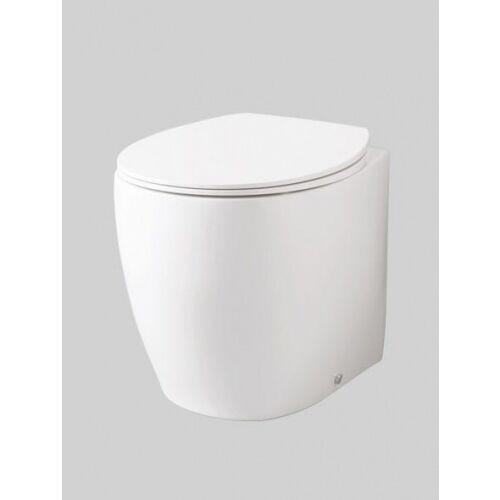 Art ceram step deska sedesowa wolnoopadająca biała sta00201;71 marki Artceram
