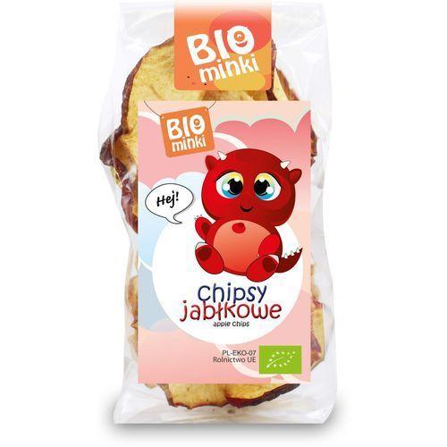 Chipsy jabłkowe bio dla dzieci 30g marki Bio planet