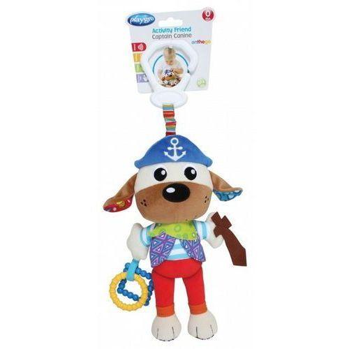 Playgro Aktywny przyjaciel, pirat pies (9321104863584)