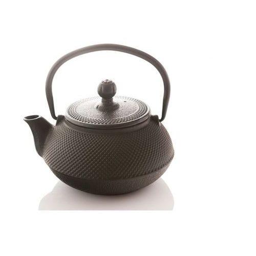 Dzbanek żeliwny z sitkiem zaparzaczem do herbaty marki Kesi