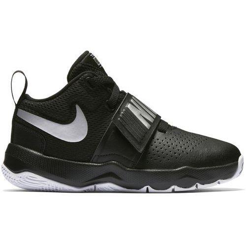 Buty sportowe team hustle d 8 bp marki Nike