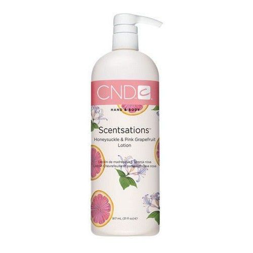 scentsations balsam wiciokrzew i różowy grejpfrutu 917ml marki Cnd