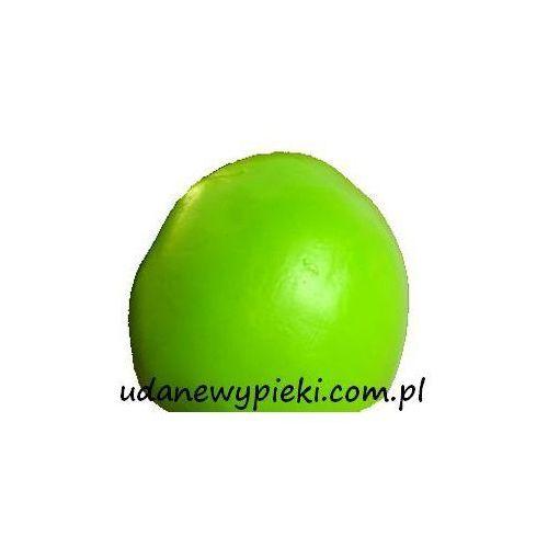 MASA CUKROWA LUKIER PLASTYCZNY - limonkowy - 250g u