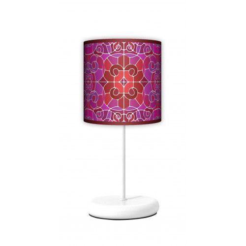 Fotolampy Lampa stojąca eko - witraż mozaika