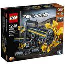 technic górnicza koparka kołowa marki Lego