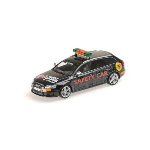 Audi RS6 Avant Safetycar - DARMOWA DOSTAWA OD 199 ZŁ!!!