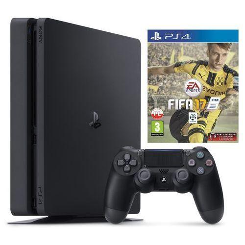 Konsola Sony PlayStation 4 Slim 1TB - Dobra cena!