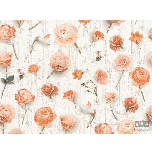 Tapeta ścienna w kwiaty Urban Flowers 32723-2 AS Creation, 32723-2