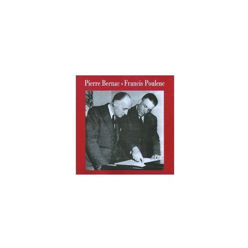 Pierre Bernac - Francis Pou - produkt z kategorii- Muzyka klasyczna - pozostałe