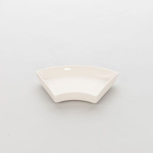 Półmisek z porcelany do finger food ecru liguria b 395516 395516 marki Stalgast