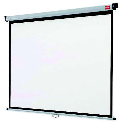 Ekran projekcyjny 1902393 matt white 200 x 151,3 cm marki Nobo
