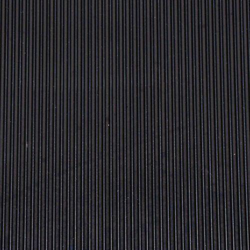Nakładka z rowkowanej gumy,do szafki na narzędzia: szer. x głęb. 500 x 500 mm marki Eugen wolf