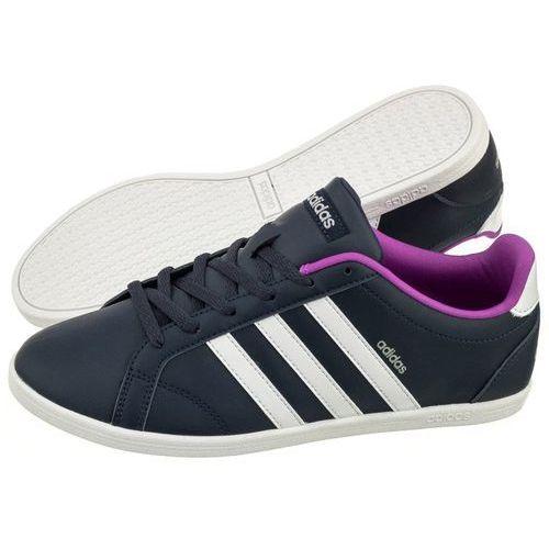 new style c4b77 0d0e3 Buty Sportowe adidas VS Coneo QT W BB9648 (AD667-b), kolor niebieski