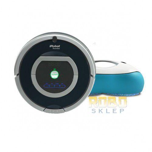 iRobot Roomba 786 + MoNeual EveryboT RS500