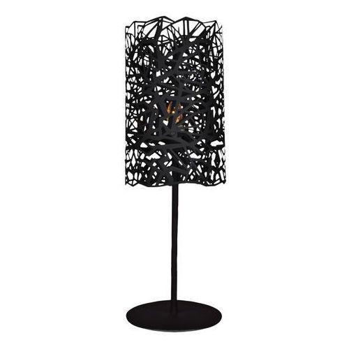 CANDELLUX TAURUS 41-18178 Lampa stołowa 1x60W E27 czarny ( D23 / H56 ), 41-18178