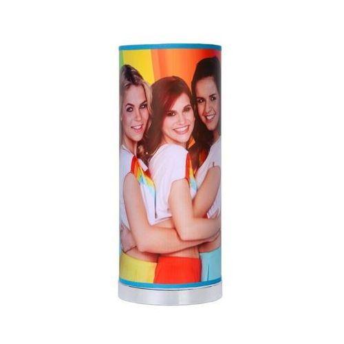 Lucide k3 rainbow 34535/36/99 lampa stolowa lampka 1x5w led multikolor (5411212343130)
