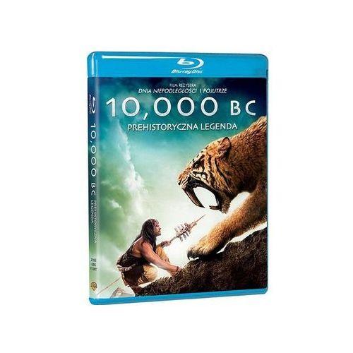 10,000 BC: Prehistoryczna legenda (Blu-Ray) - Roland Emmerich