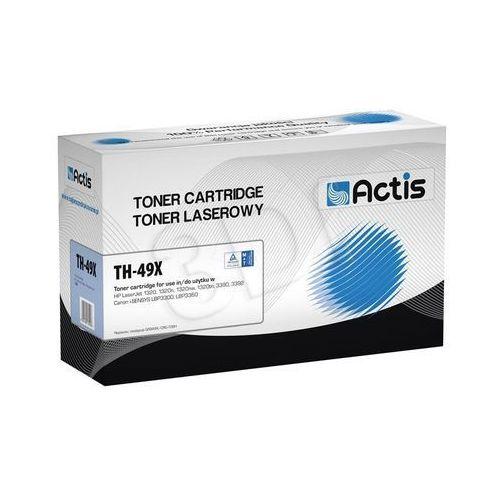 Actis  toner th-49x / q5949x (black) darmowy odbiór w 20 miastach!