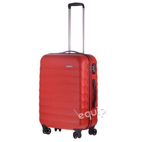 Walizka średnia American Tourister Palm Valley - czerwony z kategorii Torby i walizki