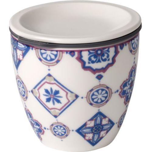 - to go indigo porcelanowy pojemnik na sosy lub dodatki marki Villeroy & boch