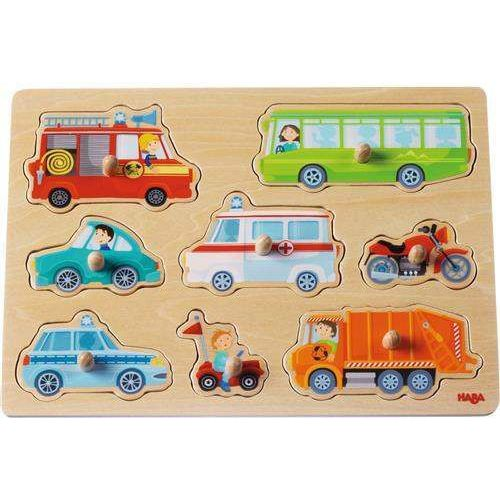 Haba puzzle świat pojazdów 301940 (4010168218885)