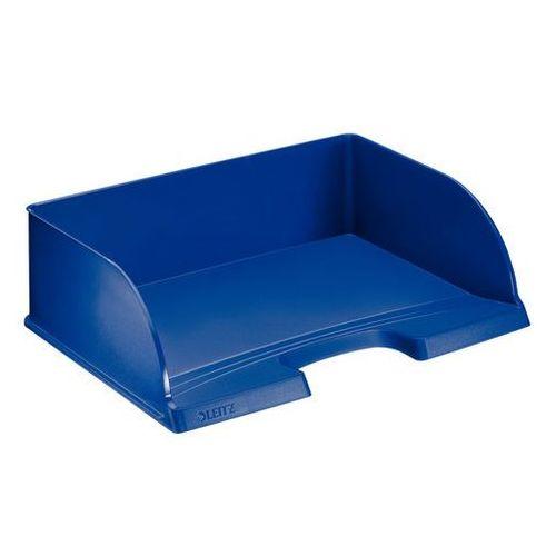 Leitz Półka na dokumenty plus jumbo niebieska długi bok