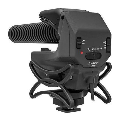 AZDEN mikrofon SMX-15 Mono - produkt w magazynie - szybka wysyłka! (4965157002634)