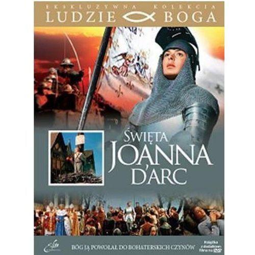 ŚWIĘTA JOANNA D ARC (KS+DVD)
