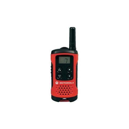 Motorola Walkie-talkie  tlkr40 czerwony