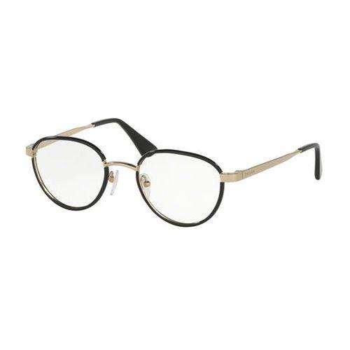 Prada Okulary korekcyjne pr57svd asian fit 1ab1o1