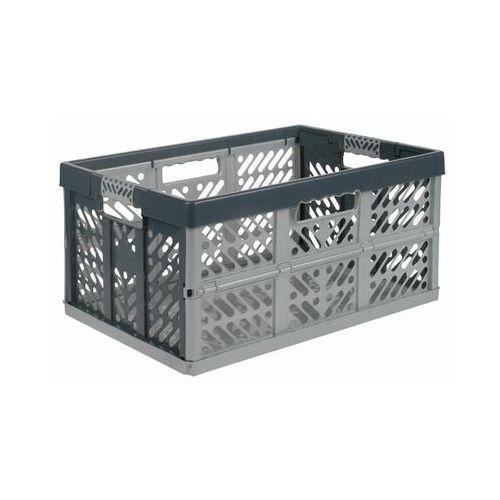 Spaceo Kosz składany klapbox 45 l 54 x 28 x 37 cm (5901171205711)