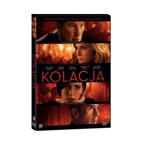 Kolacja (DVD) + Książka (9788365736536)