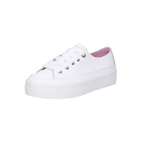 TOMMY HILFIGER Trampki niskie 'Kelsey 1A' różowy / biały, kolor różowy
