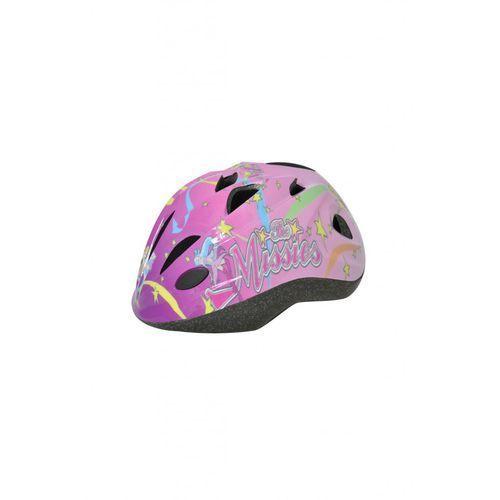 Kask rowerowy dla dziewczynki 4Y32AE (5901780914042)