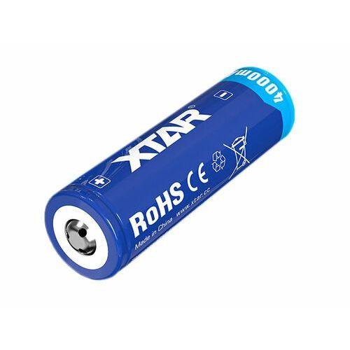 Akumulator 21700 3,7v li-ion 4000mah z zabezpieczeniem marki Xtar